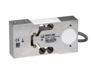 Платформенный тензодатчик веса PW22 - Высокие пределы перегрузок, встроенная защита от перегрузок, Высокая жесткость на кручение и изгиб...