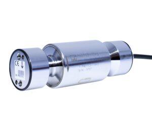 Платформенный тензодатчик веса PW27 - герметизированный (степень защиты IP68; IP69K), удовлетворяет критериям санитарного оборудования...