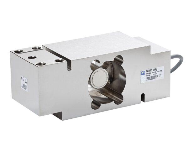 Платформенный тензодатчик веса PW29 - Герметичность (IP68; IP69K), Класс точности C3MR, Отчёт об испытаниях OIML R60...