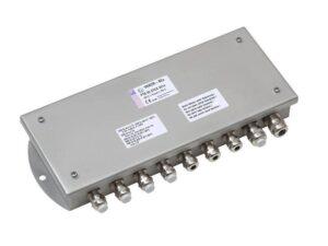 Клеммная коробка VKK2R-8Ex - Параллельное подключение до 8-ми датчиков для работы во взрывоопасных атмосферах: Zone 1, 2 и 21, 22...