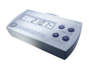 Цифровой весовой индикатор WE2107 - Отчет об испытаниях OIML до 6000 делений, Возможность использования в одно- двух- или трех-диапазонных...