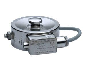 Тензодатчик веса колонного типа C2A - датчики и узлы встройки изготовлены из нержавеющей стали, макс. нагрузки: 1 т… 10 т...