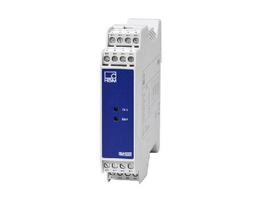 RM4220 - Подключение до четырех датчиков по 350 Ом, Для монтажа на DIN рельсах, Выход ±10 В, 0…10 В и 4…20 мА...