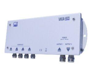 VKIA405 - возможность подключения 4 преобразователей, 2-проводный интерфейс RS-485, диапазон напряжения питания 12 … 30 В...