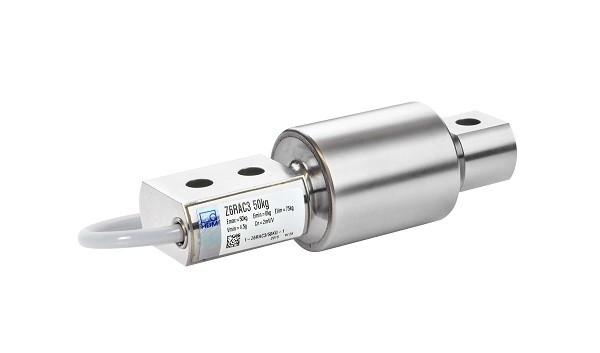 Балочный тензодатчик веса Z6R - номинальная нагрузка: 20 … 200 кг;, прочный сварной корпус, динамометрический датчик...